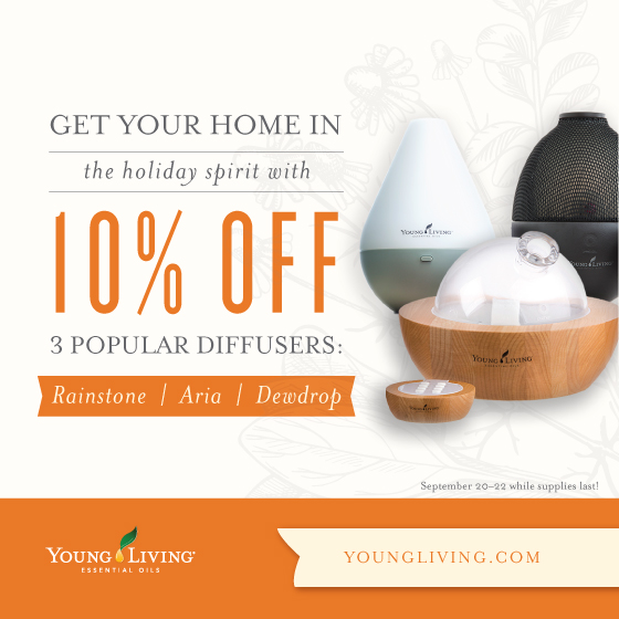 Diffuser Promotion